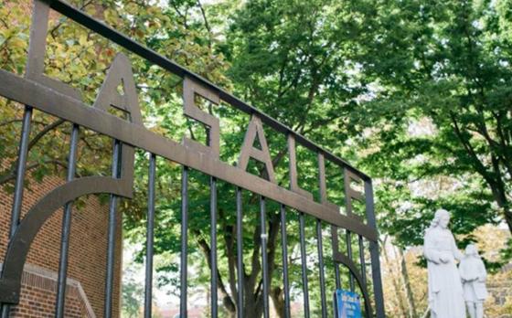 Photo of La Salle's campus