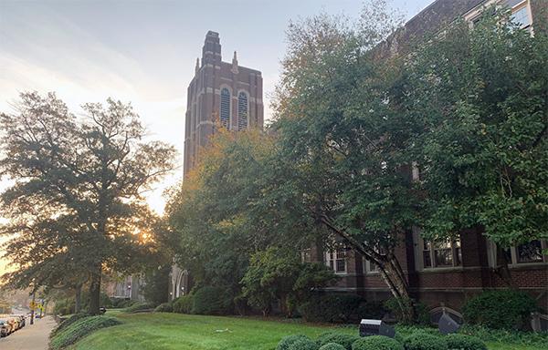College Hall at La Salle University