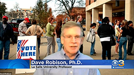 David Robison on CBS3