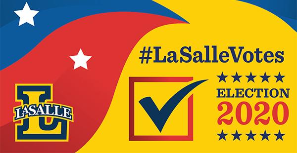 La Salle Votes - Lasallians In Leadership