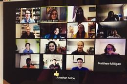 Virtual Class Trip for COVID-19 Project