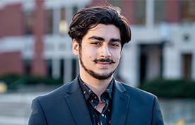 Adam Al-Asad, '21